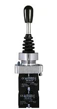 XB2-D2PA14 (3SXD2PA14) 4NO Кнопка манипулятор с фиксацией