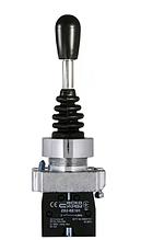 XB2-D2PA22 (3SXD2PA22) 2NO Кнопка манипулятор с самовозвратом