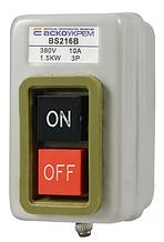 BS-216B Кнопковий вимикач-роз'єднувач
