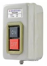 BS-230B Кнопочный выключатель-разъединитель