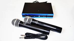 Радиосистема 2 микрофона Behringer WM-501R