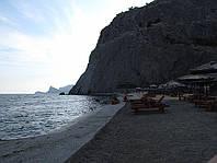 Отдых на море в Крыму 2014 в Судаке