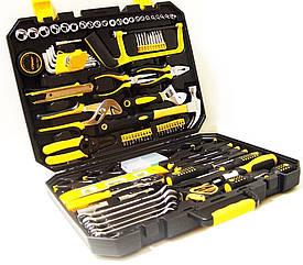 Набор инструментов в чемодане Crest tools 168 предметов