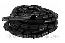 SWB-10 Спираль черная (10м)