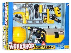 Игровой набор детские инструменты Keenway 12760