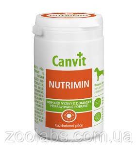Витамины для собак | Canvit Nutrimin 230 грамм