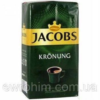 Кофе Jacobs Kronung, 500г