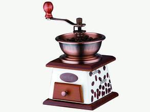 Кофемолка ручная с ящиком Empire EM-2361, жерновая