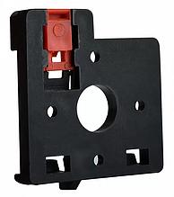 Накладка для монтирования на DIN-рейку переключателей пакетного типа SBI 16А-25А