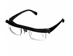 Очки с регулировкой линз Dial Vision 4768, с чехлом