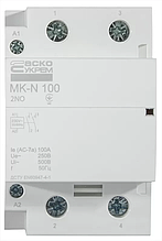 Модульний контактор MK-N 2P 100A 2NO 220V