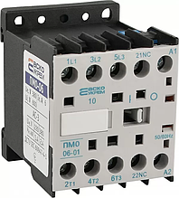 Пускатель ПМ 0-06-01 D7 42В (LC1-K0601)
