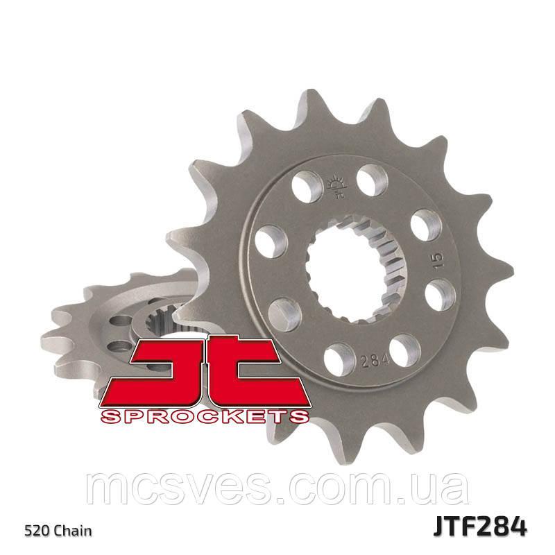 Звезда стальная передняя JT Sprockets JT JTF284.12