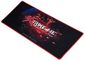 Игровой коврик для мыши XTRIKE ME Waterproof MP-204, резиновая основа, скользящая поверхность