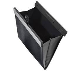 Сумка для мусора в авто Baseus Large Garbage Bag с магнитной застежкой, черная
