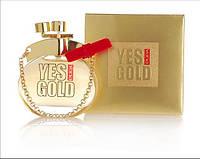Туалетная вода Pupa Yes Gold 100ml