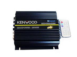 Усилитель Kenwood MRV-F6004X 5S 2500W 4-х канальный