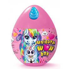 """Креативна творчість """"Unicorn WOW Box"""" укр велике арт 6594"""