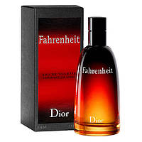 Мужские духи Christian Dior Fahrenheit 75 ml Парфюмированная вода (Мужской парфюм Кристиан Диор Фаренгейт)