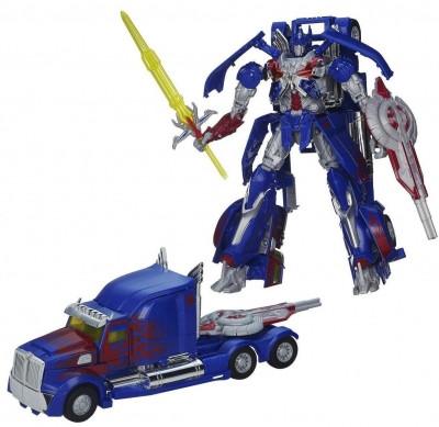 Трансформер Оптимус Прайм 25 см - Optimus Prime, TF4, Leader, Hasbro SKL14-207677