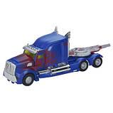 Трансформер Оптимус Прайм 25 см - Optimus Prime, TF4, Leader, Hasbro SKL14-207677, фото 3