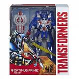Трансформер Оптимус Прайм 25 см - Optimus Prime, TF4, Leader, Hasbro SKL14-207677, фото 4