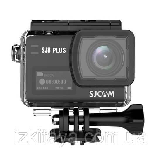 Туристическая Экшн камера Action Camera SJCAM SJ8 Plus full box black