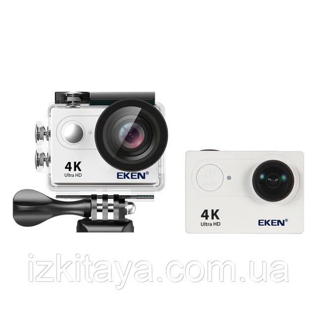 Action Camera Экшн камера EKEN H9 4K white для активного отдыха