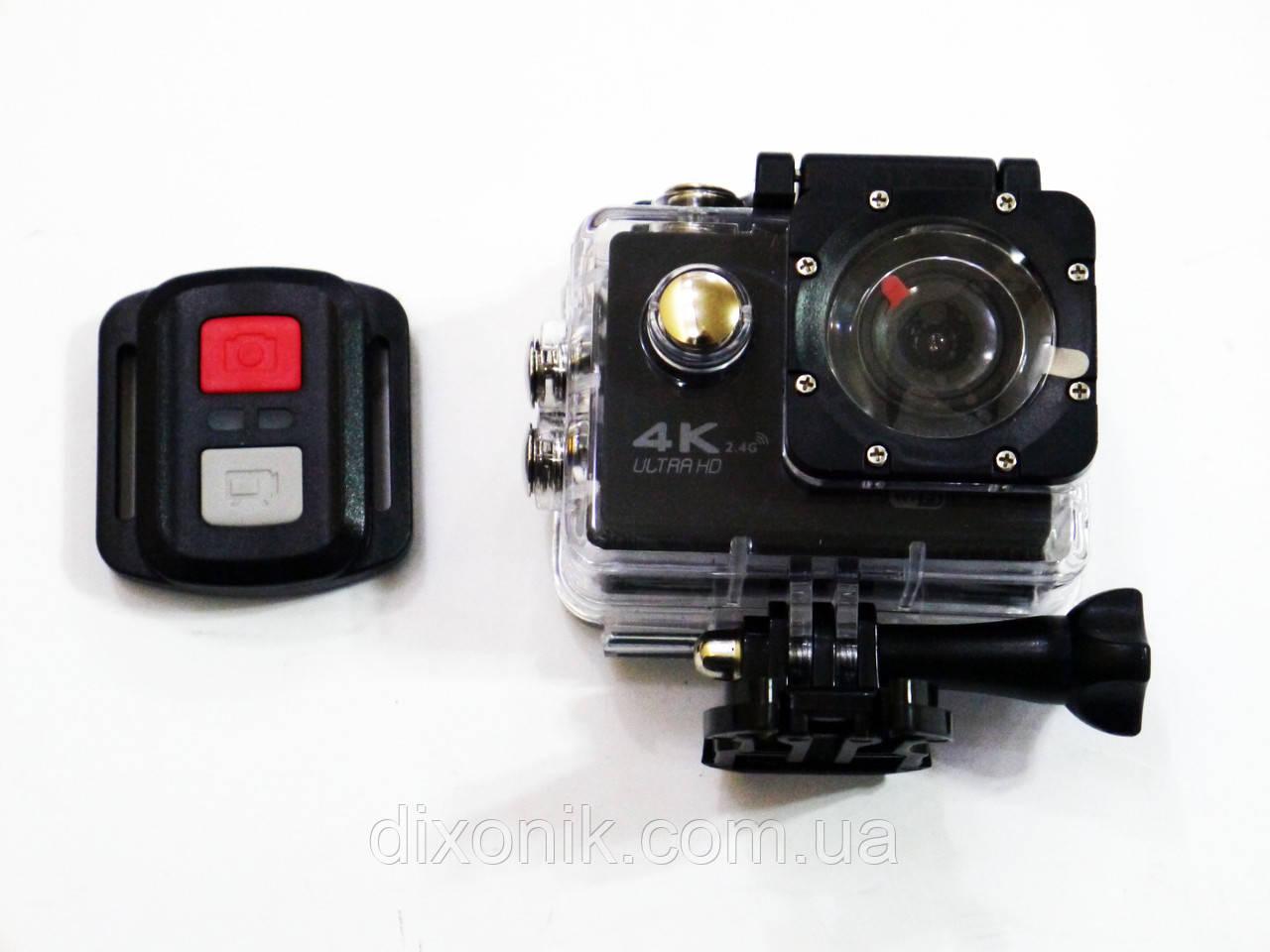 Спортивная Action Camera Экшн камера Q3H WiFi 4K + пульт