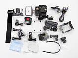 Спортивная Action Camera Экшн камера Q3H WiFi 4K + пульт, фото 3