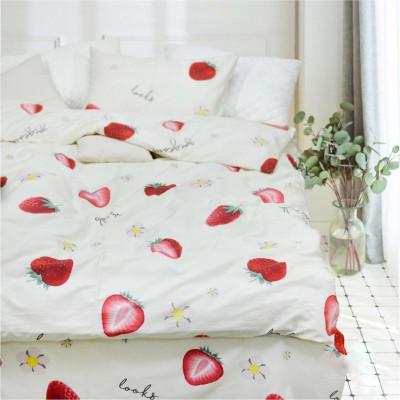 Подростковое постельное белье Viluta Сатин Твил 397 Полуторный SKL53-276711
