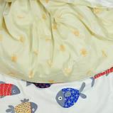 Подростковое постельное белье Viluta Сатин Твил 403 Полуторный SKL53-276717, фото 3