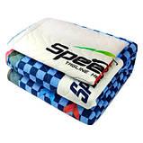 Покрывало подростковое стеганное хлопковое с наволочкой Aran Clasy 180x240 Racing SKL53-276750, фото 2
