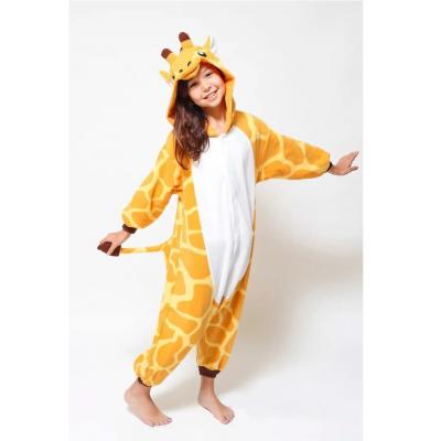Детский кигуруми Жираф на рост 120 см SKL11-277615