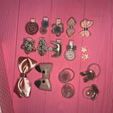 Набор детских аксессуаров для волос из 17 предметов в подарочной коробке SKL11-277641, фото 10
