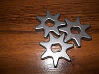 Звёздочка  7 лучей  h=8,5 mm, фото 1