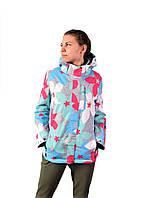 Куртка горнолыжная женская 8808