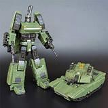 Робот-трансформер комбайнер 5в1, Брутикус, 43 см Bruticus, JinBao SKL14-279058, фото 2