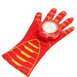 Перчатка Железного Человека со световыми и звуковыми эффектами Iron Man glove SKL14-279066, фото 2