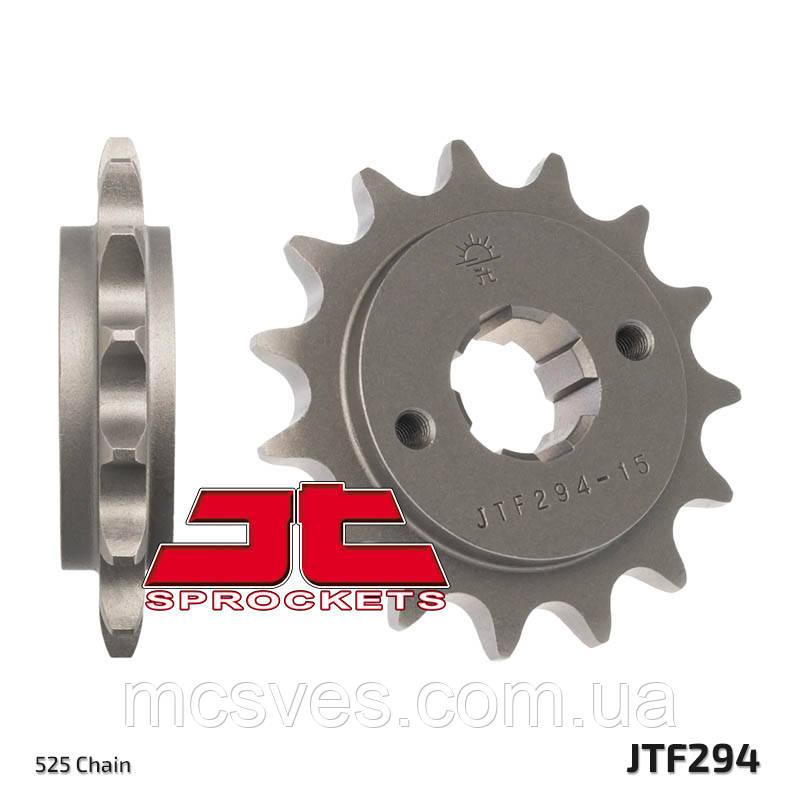 Звезда стальная передняя JT Sprockets JT JTF294.15