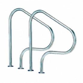 Поручень Bridge из нержавеющей стали (комплект из 2-х шт.) (ps0216012)