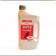 Моторное масло 2т Мустанг