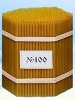 Свічки воскові церковні №100 507 штук упаковка