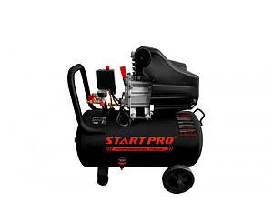 Воздушный компрессор одноцилиндровый Start Pro SC-24 1.8 кВт