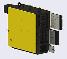 Твердопаливний котел ТПЕ 200 кВт типу  калвис, корди, неус, kalvis