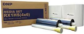 Термосублимационная бумага DNP DSRX1HS_PC 10x15 Colour