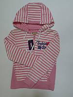 Кофта с капюшоном для девочек Турция 134р