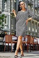 Платье 12-1164 - черный: M L XL 2XL, фото 1