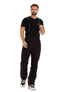Горнолыжные мужские брюки AZIMUTH Черный