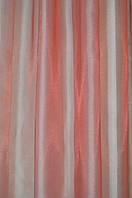 Шифон-кристалон тюль однотонний ліловий., фото 1